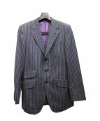 Paul Smith(ポールスミス)の古着「3Bスーツ」 ブラック
