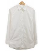 JIL SANDER(ジルサンダー)の古着「ドレスシャツ」|ホワイト