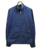 VAN JAC(ヴァンジャック)の古着「スイングトップ」|ネイビー