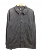 PORTER CLASSIC(ポータークラシック)の古着「カバーオール」|ブラック