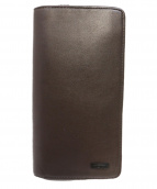 TUMI(トゥミ)の古着「長財布」 ダークブラウン