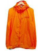 Patagonia(パタゴニア)の古着「ナイロンジャケット」|オレンジ