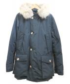 Woolrich(ウールリッチ)の古着「arctic parka」|ネイビー