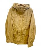 LOUNGE LIZARD(ラウンジリザード)の古着「マウンテンジャケット」|イエロー