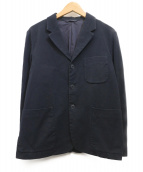 YAECA(ヤエカ)の古着「テーラードジャケット」 ネイビー