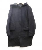 IENA(イエナ)の古着「フーデッドコート」|ネイビー