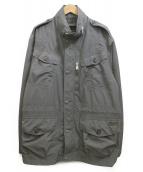POLO RALPH LAUREN(ポロラルフローレン)の古着「M65ナイロンジャケット」 カーキ