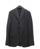 LARDINI(ラルディーニ)の古着「3Bスーツ」 ブラック