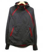 narifuri(ナリフリ)の古着「プルブレーカー」|ブラック