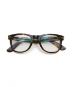RAY-BAN(レイバン)の古着「眼鏡」|ブラウン