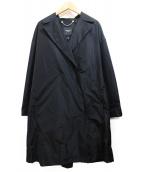 MAX MARA WEEK END LINE(マックスマーラ ウイークエンドライン)の古着「ナイロンコート」|ブラック