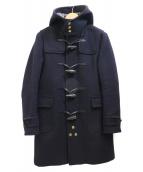 SCYEBASICS(サイベーシックス)の古着「フーデッドコート」|ネイビー