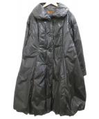 BALMAIN(バルマン)の古着「ダウンコート」|ブラック