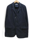 Engineered Garments(エンジニアードガーメン)の古着「コットンジャケット」|ネイビー