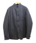 Engineered Garments(エンジニアードガーメンツ)の古着「カバーオール」|ネイビー×グレー