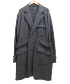 Engineered Garments(エンジニアードガーメン)の古着「Survice Coat」|グレー