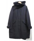 DRESSTERIOR(ドレステリア)の古着「ライナー付フーデットコート」|ブラック