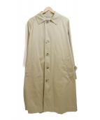 JOURNAL STANDARD relume(ジャーナルスタンダードレリューム)の古着「シングルコート」|ベージュ