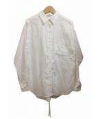 TICCA(ティッカ)の古着「デザインシャツ」|ホワイト