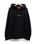 Supreme(シュプリーム)の古着「パーカー」|ブラック