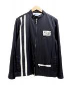 X-LARGE(エクストララージ)の古着「ジップアップジャケット」|ブラック
