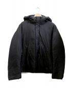 LIDnM(リドム)の古着「ダウンジャケット」 ブラック