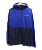 Columbia(コロンビア)の古着「ナイロンジャケット」|ブルー