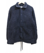 NAISSANCE(ネサーンス)の古着「BOA COACH JACKET」|ネイビー