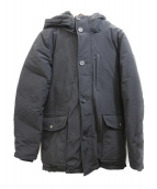 SIERRA DESIGNS(シェラデザインズ)の古着「ダウンジャケット」 ブラック