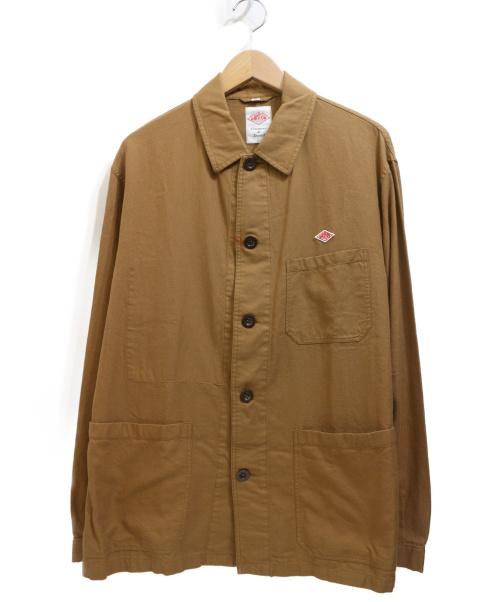 DANTON(ダントン)DANTON (ダントン) ビエラカバーオール サイズ:40 未使用品 JD-8002の古着・服飾アイテム