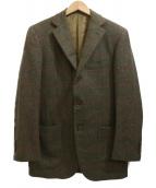 SOVEREIGN(ソブリン)の古着「ツイードジャケット」|グレー