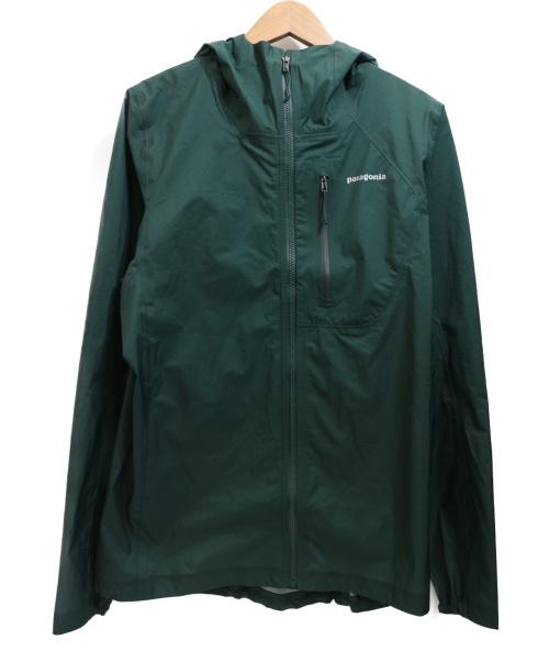 Patagonia(パタゴニア)Patagonia (パタゴニア) ストームレーサージャケット グリーン サイズ:S 24110の古着・服飾アイテム