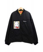 Supreme(シュプリーム)の古着「ブルゾン」|ブラック