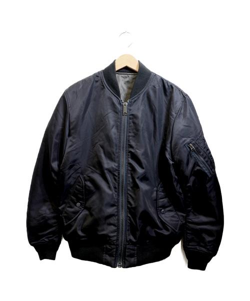 AVIREX(アヴィレックス)AVIREX (アビレックス) MA-1ジャケット ブラック サイズ:M 6142176の古着・服飾アイテム