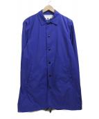 GANRYU(ガンリュウ)の古着「コーチジャケット」|ネイビー