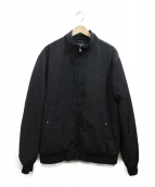 POLO RALPH LAUREN(ポロラルフローレン)の古着「ジップブルゾン」|ブラック
