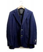 LORO PIANA(ロロピアーナ)の古着「2Bスーツ」|ネイビー