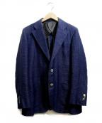 LORO PIANA(ロロピアーナ)の古着「2Bスーツ」 ネイビー