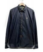 narifuri(ナリフリ)の古着「デニムシャツ」