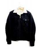 Wrangler×BEAUTY YOUTH(ラングラー×ビューティーアンドユース)の古着「ランチジャケット」|ブラック