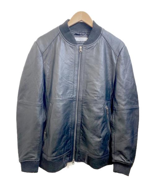 Details(ディティールズ)Details (ディテールズ) ラムレザージャケット ブラック サイズ:Ⅼ DT-163-15-052の古着・服飾アイテム