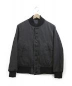 Engineered Garments(エンジニアードガーメン)の古着「TF Jacket」 グレー