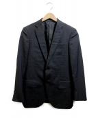 green label relaxing(グリーンレーベルリラクシング)の古着「セットアップスーツ」 ブラック
