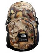 SUPREME×THE NORTH FACE(シュプリーム×ザ・ノースフェイス)の古着「Pocono backpack」|ブラウン