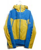 MAMMUT(マムート)の古着「Meron Jacket」|イエロー
