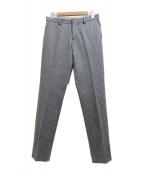 Calvin Klein(カルバンクライン)の古着「C/Nメカニカルストレッチ パンツ」 グレー