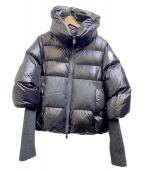 TATRAS(タトラス)の古着「ダウンジャケット」 ブラック
