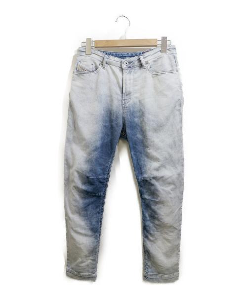 DIESEL(ディーゼル)DIESEL (ディーゼル) ジョグパンツ インディゴ サイズ:W23の古着・服飾アイテム