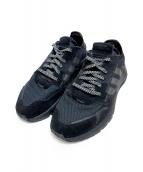 adidas(アディダス)の古着「NITEJOGGER」|ブラック