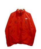 THE NORTH FACE(ザノースフェイス)の古着「GTX Insulation Jacket」|レッド